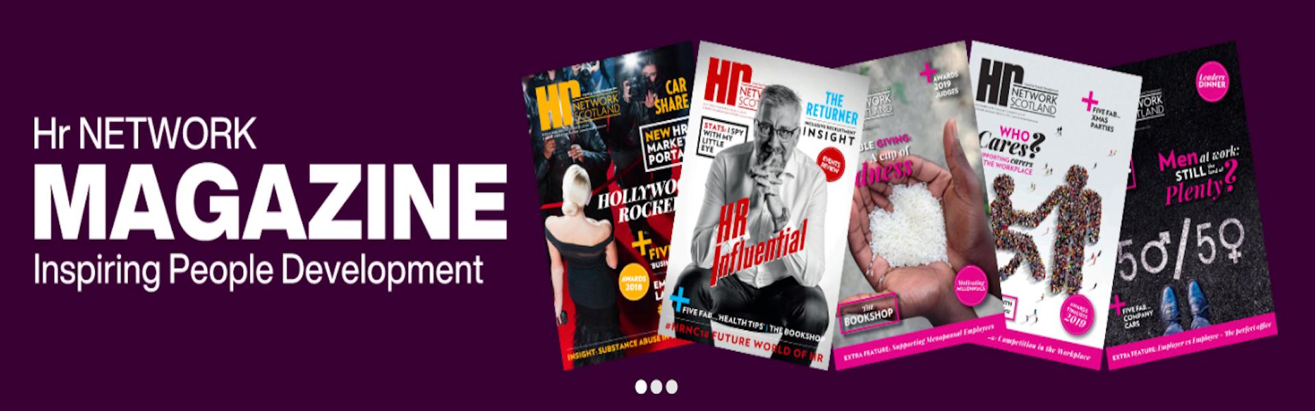 Hr NETWORK Magazine