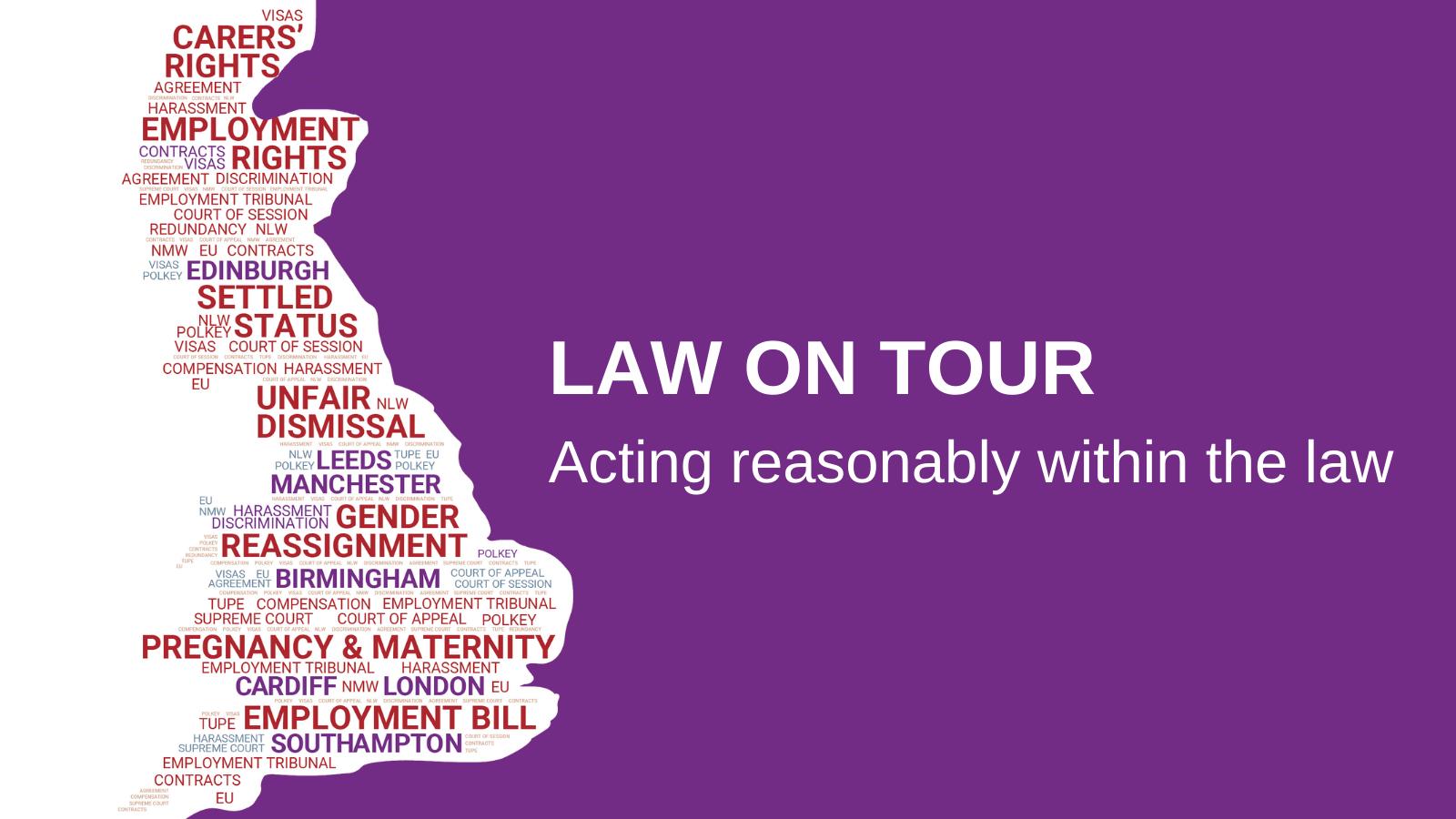 KLC's Law On Tour