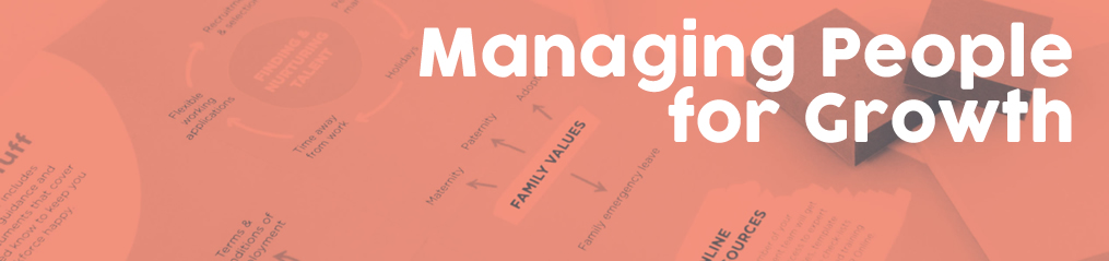 Managing People for Growth